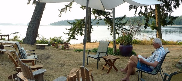 Cedar Beach Resort Thetis Island